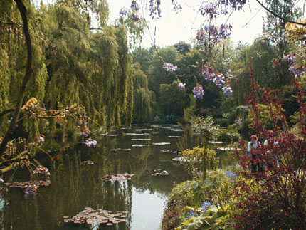 Giverny, le jardin de Claude Monet