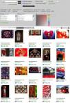 """Photolibrary, résultat de recherche avec le mot clef """"fenêtre"""" à dominante de couleur rouge"""