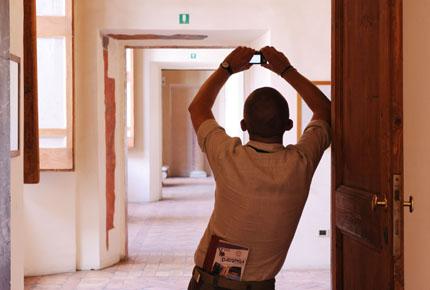 Palazzo Altemps, Rome, Italie - Photographie Daniel Hennemand 2012