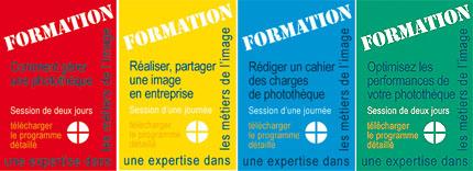Formation - Gestion de photographie et photothèque en entreprise