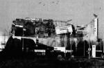 Démolition de l'usine Kodak de Chalon-sur-Saône. Photo Jean-Pierre de Saint-Jacob