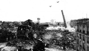 Démolition de l'usine Kodak à Vincennes