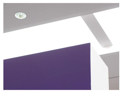 Cimaise en contre-plongée, 2012, MAC/VAL Musée d'art contemporain du Val-de-Marne, Vitry-sur-Seine
