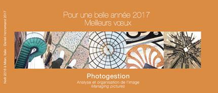 Photogestion vous souhaite une bonne année 2017